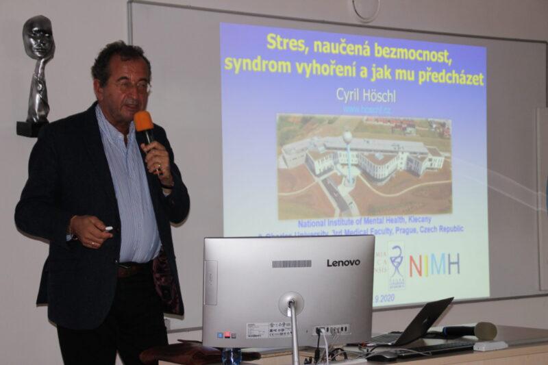 Stres, naučená bezmocnost a deprese